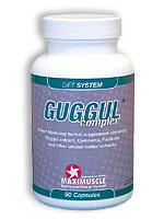 Maximuscle Guggul Complex thyroid booster / Fat burner