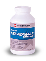 Maximuscle <strong>Creatine Capsules</strong> for Creatine Conveinience