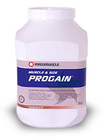 Maximuscle Progain weight gainer
