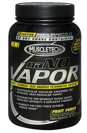 NaNO Vapour by Muscletech - popular for a reason