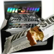 Reflex Pit-Stop Protein Bar - The Ultimate Protein Bar