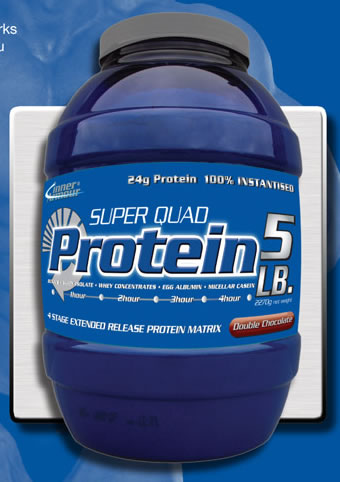 Great Value Whey Protein from Inner Armour
