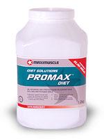 Maximuscle Slim meal  Promax Diet