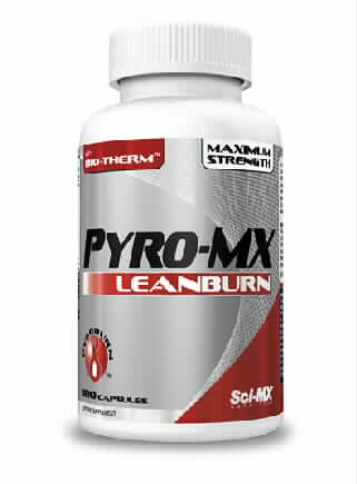 New Improved Pyro-MX fat burner from Sci-MX