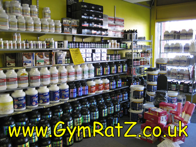 Gym Ratz - (Cheap Bodybuilding Supplements UK)