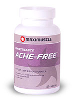 </strong>Ache Free From Maximuscle</strong>