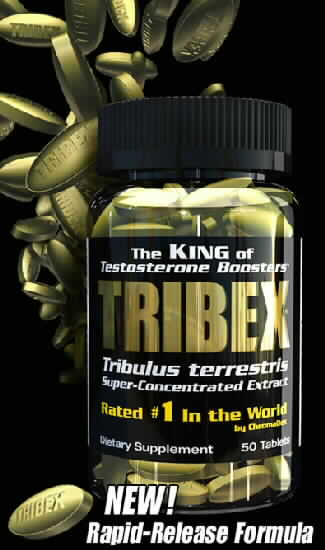 Pure High Strength Tribex Gold